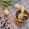 แบล็คคอฟฟี่น้ำผึ้งมะนาว