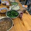 ขนมจีนยายเป้ากระเด้าหม้อ