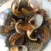 หอยแครงลวก สุกระดับไหนบอกแม่ค้าได้ด้วยค่ะ ทานกับน้ำจิ้มซีฟู๊ดคืออร่อยสุดๆ