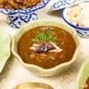 """""""แกงไตปลาทูน่า"""" (120 บาท/ขวด) ทำจากทูน่าชั้นดี เหมาะสำหรับคนชอบกินปลา โปรตีนสูง"""