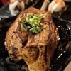 ชิ้นใหญ่สุด  ใหญ่สุด  ใหญมากจริงๆ  ข้าวไม่ต้องหานะ คือ foie gras กลบแบบมิด  ไม่เ