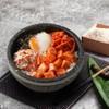 ข้าวหน้าแซลมอนซาชิมิ+ไข่ออนเซน ()