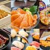 ซูชิ สมุทรปราการ ซาซิมิ ปลาแซลมอน อูนิ อิซากายะ ซูชิมั้ย Delivery อาหารญี่ปุ่น