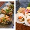 หอยนางรมแซ่บเต็มๆ คำ และ มันปูซูไว