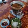 แจ่วฮ้อนอร่อยมากปกติกินหมูกะทะวันนี้ลองเมนูนี้อร่อยมากร้านนี้อร่อยทุกเมนู