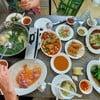 เรือนหยกสุกี้โบราณ หมูสะเต๊ะ อาหารจีน สุขสวัสดิ์30