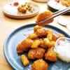ไก่ทอดต๊อกซอสเกาหลี