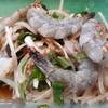 กุ้งสดยำไทย