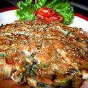 พิซซ่าเกาหลี เน้นผัก อาหารทะเล ปนนิดหน่อย