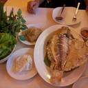 เมี่ยงปลาเผาอร่อยดีครับ