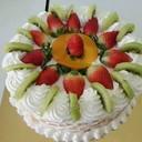 Mix fruit Cake by Fresh&taste {^_^}