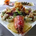 Lobster Sushi Platte