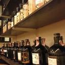 Liquor Storage Shelf