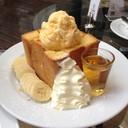Honey Toast ชิ้นใหญ่มากๆครับ รับสักที่ไหมครับ :)