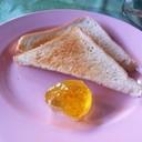 ขนมปัง ชุดของไข่กระทะ