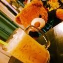 ชาเย็นกับน้องหมี