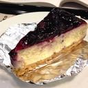 blueberry cheese pie :)