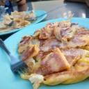 โรตี .... ใส่ไข่