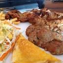 Combination Pork / Chicken