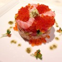 Ocean CHIRASHI Sushi Tart