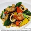 Spaghetti Phad Kee Mao
