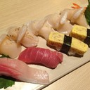 Hotate & Hamachi & Chutoro & Tamago