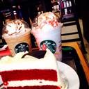Tiramisu and Strawberry and cake
