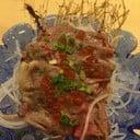 Wagyu Slice Sashimi (450฿)