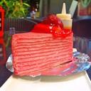 เครปเค้กสตอเบอรี่