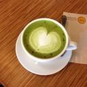 ชาเขียวมัชชะร้อน