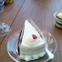 เค้กโฮมเมด อร่อยนุ่มลิ้น