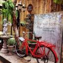 จักรยานสีแดง