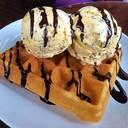 ไอศกรีมวาฟเฟิล