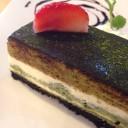 Garden Cafe Matcha