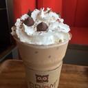 BRÖM's Java Chip Coffee Frappé