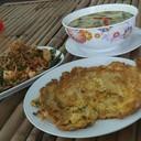 อาหารเที่ยง(มื้อแรกที่ถึงที่พัก ทานที่ รศ.)