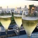 Champagne Lombard & Cie กับวิวกรุงเทพแบบสวยสุดๆ