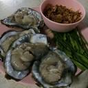 หอยนางรม สั่งมา2จานค่ะ เป็น8ตัว😆