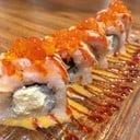 Salmon Aburi Roll