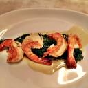 Watercress Salad with Shrimp
