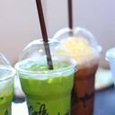 Iced Green Tea, Iced Chocolate