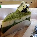 Matcha Cheese Cake (125 บาท)
