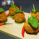 Larb Cheese Fried