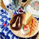 เครปเค้กทำออกมาสวยงาม และยังอร่อยด้วย