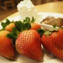 Strawberry Platter 155 บาท