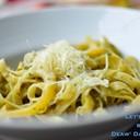 Fettucine Pesto Sause