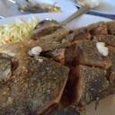 ปลาสำลีทอดน้ำปลา รสชาติธรรมดา