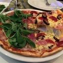 Pizza Parma Ham + Pizza 58 (375฿)