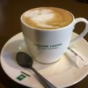 hot latte art  80 บาท แต่คิดเงินผิด เป็น ice latte 90 บาท