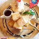 Mini Honey Toast
